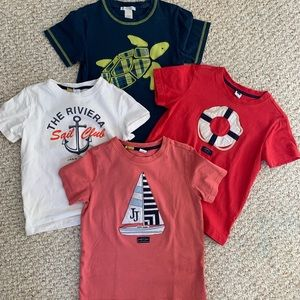Offers welcome! Janie and Jack t-shirts